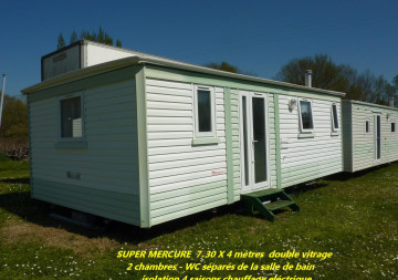 Mobile home IRM Super Mercure I20053